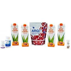 Vital5 cu Aloe Bits'n Peaches