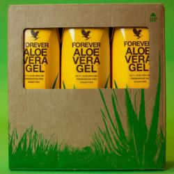 Forever Aloe Vera Gel TriPak