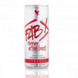Energizant Forever FAB X(Forever Active Boost X) Zero calorii, zero zahar si zero carbohidrati