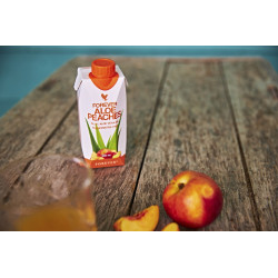 Forever Aloe Peaches 330 Ml